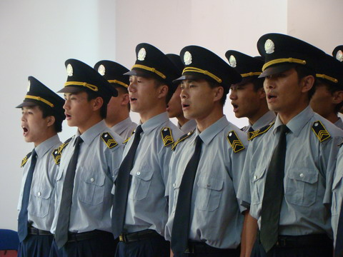 《中国人民解放军军歌
